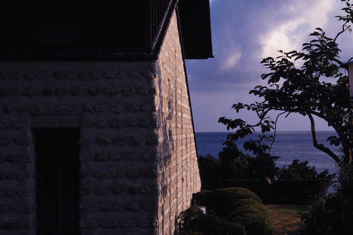 屋久島の家